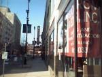 Exterior of Rockford's Coronado Theater