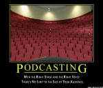 Podcasting poster