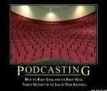 Podcasting poster