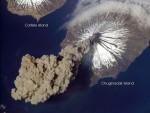 Cleveland Volcano, Aleutian Islands