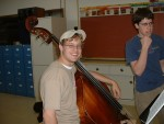 A semester abroad – Eric Steffens to study double bass in Vienna