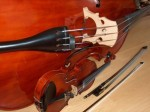 Bass Shot of the Day – giant and dwarf instruments