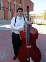 How posture affects sound on the double bass