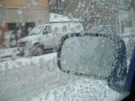 Wintry Mess hits Chicago
