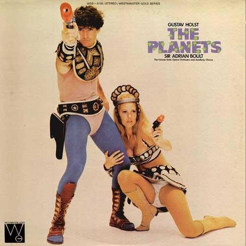 Les pochettes incroyables ou pire emmerdantes Holst-the-planets