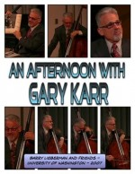 An Afternoon With Gary Karr this weekend on CBC