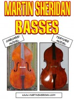 Bass luthier Martin Sheridan back in metro Chicago