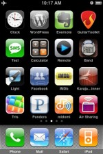 95% of my blogging now on iPhone