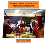 Richard Davis 16th Annual Bass Conference