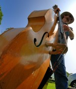 Bass pic of the day – bluegrass bass