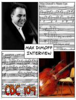 CBC 109: Max Dimoff interview