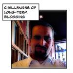 """Balancing blogging and """"real"""" life"""