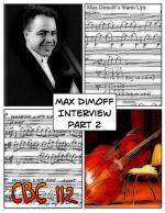 CBC 112: Max Dimoff interview 2