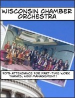 Wisconsin Chamber Orchestra – unfair labor practices at every turn
