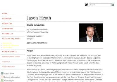 Jason Heath faculty page DePaul 1.png