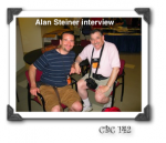 CBC 142: Alan Steiner and audition tapes