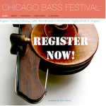 Register now for the 2-7-10 Chicago Bass Festival