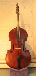 Bernardel bass for sale by Dan Krekeler