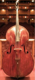 For Sale:  Abraham Prescott Double Bass ca. 1830