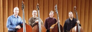 The Chicago Bass Ensemble, one of the CBC podcast's featured guests