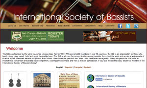 ISB website