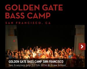 Golden Gate Bass Camp