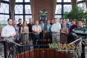 Wabass Intensive June 11-12 Cherry Hill, NJ, Hal Robinson and Ranaan Meyer, faculty