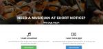 DepFinder – find gig replacements last-minute!