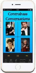 Contrabass Conversations app for iOS and Android coming in December!