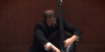 Six Double Basses play Valse Triste