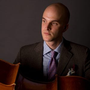 Multi-talented double bassist Trevor Jones is today's featured guest.