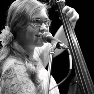 Jazz bassist and vocalist Katie Ernst is today's podcast guest