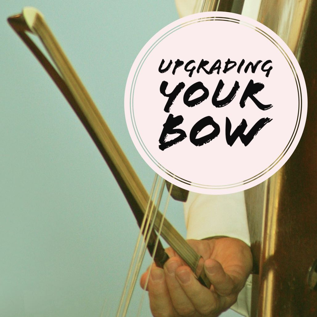 upgrading your bow