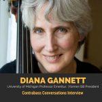 Diana Gannett on her musical journey