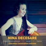 Nina DeCesare on injuries, auditioning, and George Vance