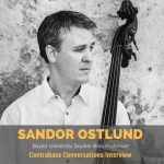 Sandor Ostlund on musical influences, practicing, and career possibilities