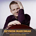 Szymon Marciniak on DVDs, travel, and freelance life
