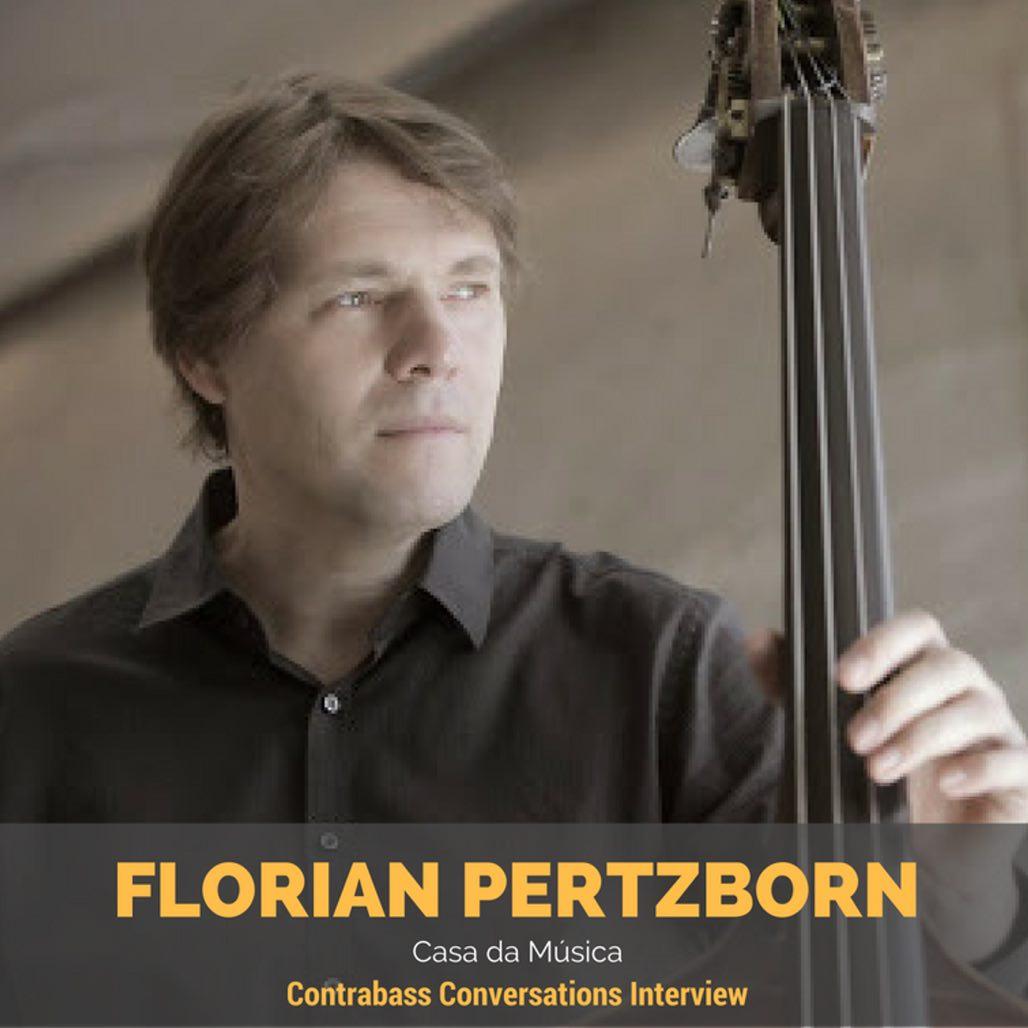 Florian Pertzborn double bass