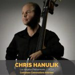 Chris Hanulik on auditioning, expressiveness, and life in the LA Phil