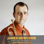 podcasting talk with James Newcomb of MusicPreneur