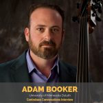 Adam Booker on strings, Milt Hinton, and jazz mythology