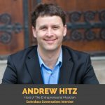 Andrew Hitz on hard work and blue ocean strategy